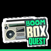 BoomboxQuest Logo