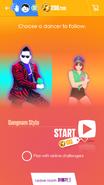 Gangnamstyledlc jdnow coachmenu phone 2017
