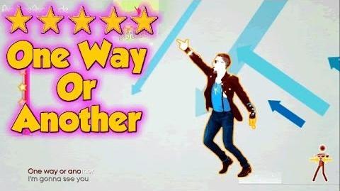 Just Dance 2014 - One Way Or Another (Teenage Kicks) - 5* Stars (DLC)