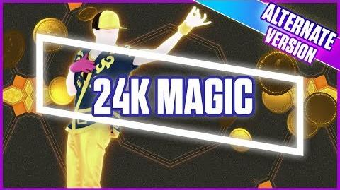 Just Dance 2018 24K Magic (Alternate) Official Track Gameplay US