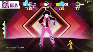 Just Dance Now I Want You Back (5 stars)