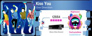 KissYou M617Score