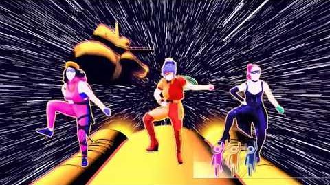 Sax - Just Dance Now (No GUI)