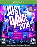 JD2018 XBOne Cover Art V2