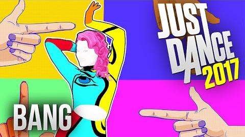 Just Dance 2017 - Bang by Anitta - Gameplay-1