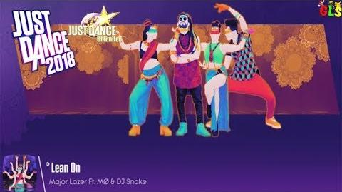 Just Dance 2018 - Lean On