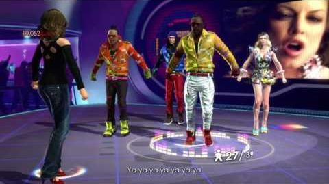 Let's Get It Started - The Black Eyed Peas Experience (Xbox 360)
