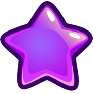Star kids purple