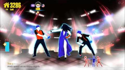 I Will Survive (On-Stage) - Gloria Gaynor Just Dance Now