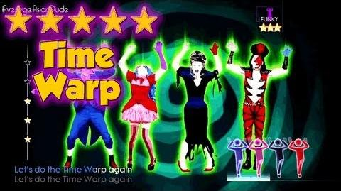Just Dance 4 - Time Warp - 5* Stars