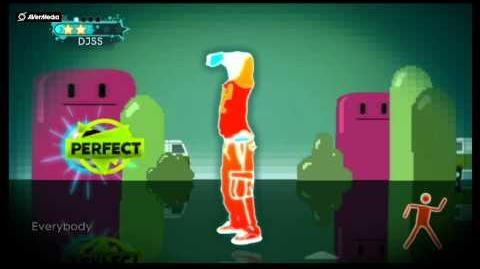 Just Dance Best Of Move Your Feet Junior Senior (Solo) 5*