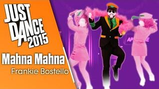 Mahna Mahna - Just Dance 2015-0