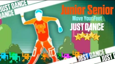 Move Your Feet - Junior Senior - Just Dance Best Of