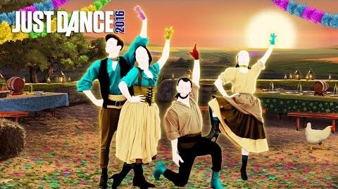 O'Callaghan's Orchestra - Irish Meadow Dance Just Dance 2016 Gameplay preview