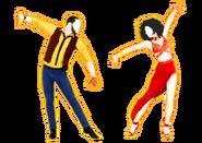 Bailando promo coaches
