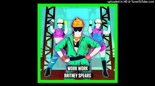 Britney Spears - Work Work (JD19)