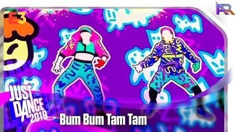 Bum Bum Tam Tam - Just Dance 2019 (E3)