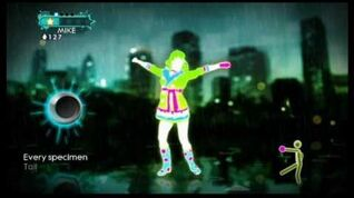 It's Raining Men - Just Dance Greatest Hits (Wii graphics)