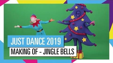 Jingle Bells - Behind the Scenes (UK)