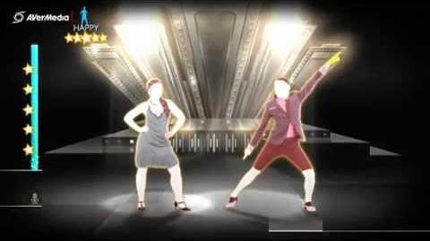 Just Dance 2014 Starships, Nicki Minaj (Alternative) 5*
