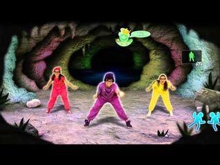 Just Dance Kids 2014 Fraggle Rock
