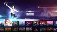 Loveboat jd2016 menu