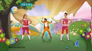 Mah Nà Mah Nà - Just Dance Kids 2