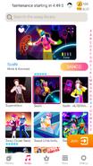 Sushii jdnow menu phone 2020