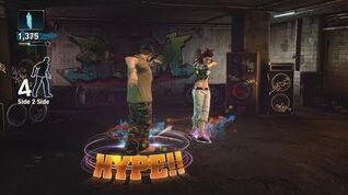Work Hard, Play Hard (Newbie) - The Hip Hop Dance Experience