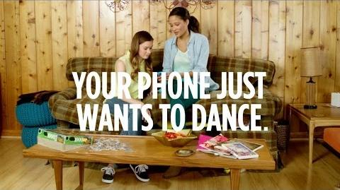 Your Phone Just Wants to Dance - Couch Cushions - Just Dance 2016