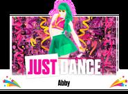 Abby 2017 Sticker