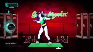 Body Movin' - Just Dance Greatest Hits