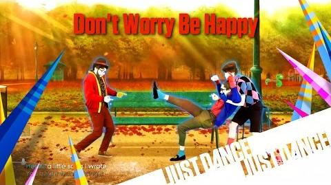 Don't Worry Be Happy - Just Dance 2016