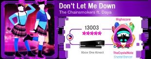 DontLet M617Score
