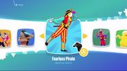 Fearlesspiratekids menu