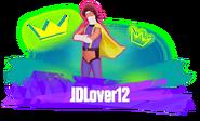 JDL12 Sticker
