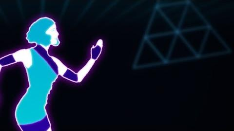 Just Dance 1 - Can't Get You Out of My Head Kylie Minogue
