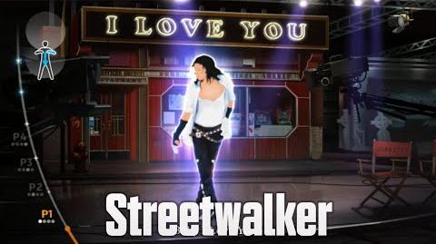 Michael Jackson The Experience - Streetwalker