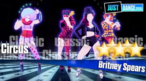 Circus - Just Dance 2016