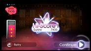 Crazyinlove jd2 score