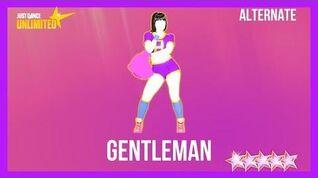 Just Dance 2018 (Unlimited) Gentleman - Alternate