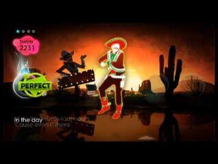 Just Dance 2 Viva Las Vegas