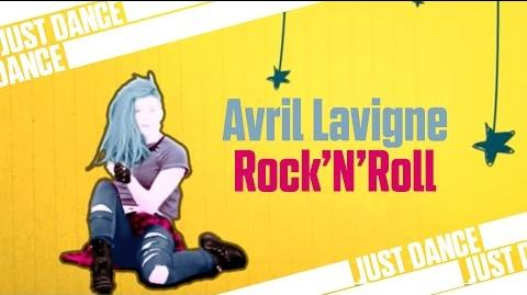 Rock'N'Roll - Avril Lavigne Just Dance 2015