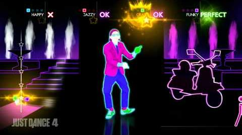We Speak No Americano - Just Dance 4 Gameplay Teaser (UK)