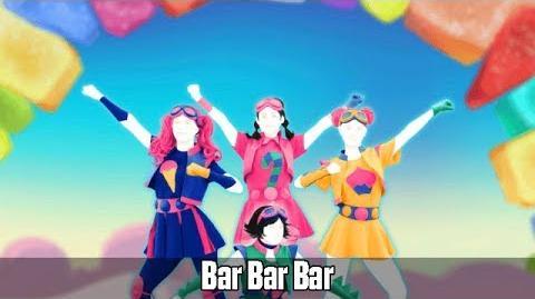 Bar Bar Bar - 舞力全开:活力派 (Modded)