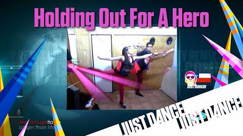 Just Dance 2015 - Holding Out For A Hero Community Remix