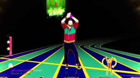 "Just Dance 2014! ""Follow The Leader(Sweat Version)"" 5 Stars"