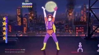 Just Dance 2020 Unlimited - Never Gonna Give You Up (MEGASTAR)