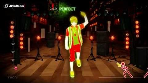 Just Dance 4 Baby Girl, Reggaeton (Solo)-(DLC) 5*