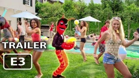 Just Dance 4 Trailer (E3 2012)